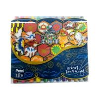 【角落文房】Pentel 飛龍 SES15C 柔繪筆 彩繪筆 12色組