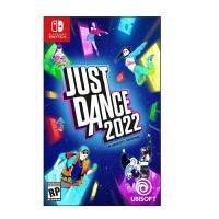 任天堂 NS Switch 舞力全開 2022 Just Dance 2022 中文版 【預購11/4 】