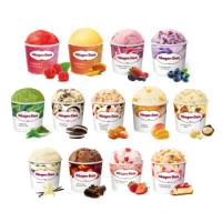 【哈根達斯-冷凍宅配】繽紛嘉年華14入組100ml(14杯14種口味)