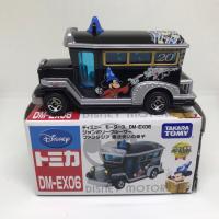 0207/TOMICA 夢幻極品 絕版 迪士尼 DM-EX06 米奇 公車 魔法師 弟子 無盒