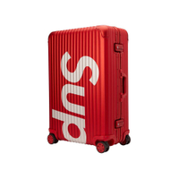 SUPREME | กระเป๋าเดินทาง Supreme X Rimowa Topas Multiwheel suitcase Luggage 24-26 Inches
