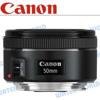 【中壢NOVA-水世界】Canon EF 50mm F1.8 STM 新款人像定焦大光圈鏡頭 台灣公司貨