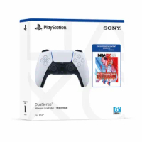 【SONY 索尼】PS5 無線控制器(2K22 Jumpstart 同捆組)+PSN$300