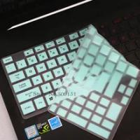 Silicone Keyboard Cover laptop Skin Protector For ASUS ROG Zephyrus M 15 GM501 GM501GM gm501g GU501GM GU501 GU501G GM501GS