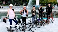 Singapore Brompton Bicycle Cycling Tour