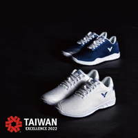 【VICTOR 勝利體育】東京奧運中華隊 休閒運動鞋(VGCT A/B 白/藏青)