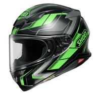 預購商品 任我行騎士部品 SHOEI Z-8 彩繪 PROLOGUE TC-4 黑綠 日本帽 通勤帽款 可PFS Z8