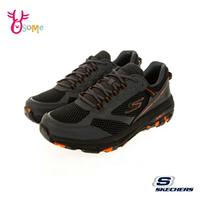 Skechers越野跑鞋 男鞋 GORUN TRAIL ALTITUDE 慢跑鞋 防潑水跑步鞋 輕量運動鞋 記憶鞋墊 V8263#灰橘