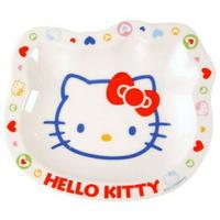 【震撼精品百貨】Hello Kitty 凱蒂貓~HELLO KITTY 陶瓷盤 日本製