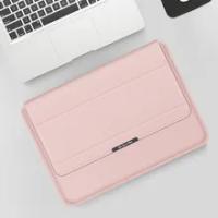 Laptop Sleeve 3 in 1 bracket inner bag For Lenovo IdeaPad 1 3 4 Flex 5 C340 S145 100S 120s Slim 1 14 15.6 inch Pouch Protector