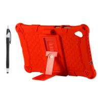 Silicone Case for Lenovo Tab M8 FHD TB-8705F/N Tab M8 HD TB-8505X/F 8inch Tablet Case for Lenovo Tab M8 8705 with Pen