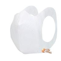寶島醫療用口罩3D立體透氣幼童口罩50片白色,適合幼稚園至小學三年級,台灣製造,通過台灣CNS14774一般醫用口罩驗證