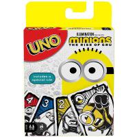 Mattel UNO小小兵2 遊戲卡 桌遊 正版 美泰兒