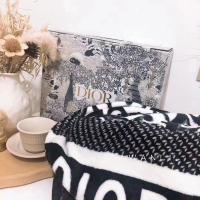Dior毛毯(冬天必備)