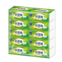 【PASEO 倍潔雅】柔軟舒適抽取式衛生紙(150抽x60包/箱)