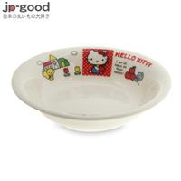 金正陶器 HELLO KITTY輕瓷沙拉盤
