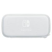 預購-Switch Lite主機專用收納包-灰白色【愛買】