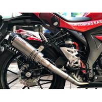 【正宇車業】GSX-R150 S150 PR2排氣管 (全段/尾段/消音塞)
