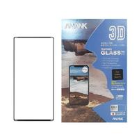 日本旭硝子ANANK 三星 Note10/Note10+鋼化玻璃膜 3D曲面滿版全膠全靜電 0.18mm無孔指紋解鎖版