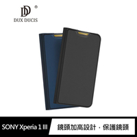 DUX DUCIS SONY Xperia 1 III SKIN Pro 皮套 可立 可插卡
