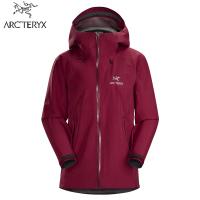 【Arcteryx 始祖鳥】女 Beta LT防水外套 深仙境紅 26827 GORE-TEX外套 登山 耐磨 抗風