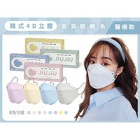 親親 JIUJIU 韓式4D立體醫用口罩(5入)輕親系列 款式可選【小三美日】◢DS003519