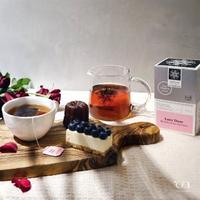 【samova 歐洲時尚茶飲】有機伯爵紅茶/天然佛手柑製成/Lazy Daze 白日夢(Express系列)