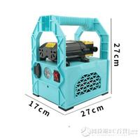 【九折】充電式抽水機 充電式抽水機便攜式家用戶外澆菜充電式抽水泵12v小型抽水機
