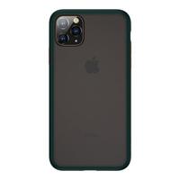 【Benks】iPhone11 Pro 5.8吋 防摔膚感手機殼(墨綠)
