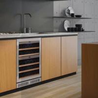 【CASO】40瓶裝酒櫃 德國 CASO 嵌入式酒櫃 雙溫控酒櫃(SW-40)