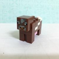Lego 21135.21114 Minecraft 紅棕色 乳牛