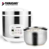 日本山崎304不鏽鋼電子鍋(炊飯神器)