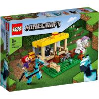 【love baby】正版樂高 LEGO Minecraft 創世神系列  LEGO 21171 馬廄