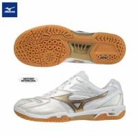 【MIZUNO 美津濃】WAVE FANG PRO 羽球鞋 71GA210050(羽球鞋)