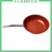 [FLAMEER]陶瓷銅塗層不粘感應煎鍋烤箱煎鍋