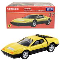 【Fun心玩】TM11416 正版 麗嬰 日本TOMICA 黑盒 PRM17 法拉利 512 BB 初回版 多美小汽車