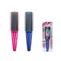 【VESS】日本製遠紅外線礦石修護髮梳(粉色/藍色隨機出貨)