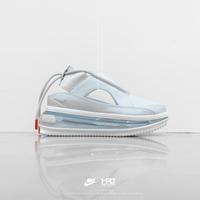 IMPACT Nike Wmns Air Max 720 FF 白 涼鞋 厚底 增高 氣墊 皮質 AO3189-100