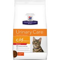 Hill's 希爾思 3646 C/D Stress 貓用 泌尿道保健 處方飼料 CD