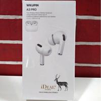 WKUPIN A3 PRO 真無線立體聲藍芽耳機(白鹿•系列) 無線耳機