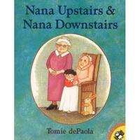 【麥克兒童外文】Nana Upstairs & Nana Downstair