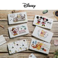 [迪士尼] 米奇米妮 小熊維尼 防疫必備口罩盒/零錢盒/收納盒/文具盒 票券