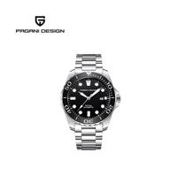 【PAGANI DESIGN】經典機械水鬼不鏽鋼自動機械錶 PD-1632