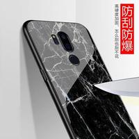 lg g7手機殼卡通g7thinq保護套G710玻璃防摔軟硅膠全包個性男女潮居家物語生活館