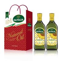 Olitalia 奧利塔頂級葵花油禮盒(1000mlx2瓶)