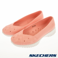 SKECHERS CALI GEAR GOWALK SMART 女鞋 娃娃鞋 健走 休閒 涼鞋 防水 粉【運動世界】111117LTPK