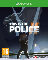 [現金價] 預購2018/12/31 XBOX ONE 身為員警 2 This is the Police 2 中文版