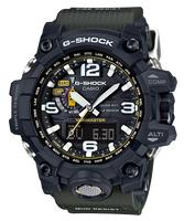 刷卡滿3千回饋5%點數|CASIO G-SHOCK GWG-1000-1A3 強悍本質旗艦電波款(黑X軍綠)