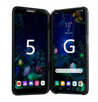 全新未拆封LG V50 ThinQ 5G 6/128G 6.4吋手機 支援5G支援6CA(超久保固18個月 促銷送耳機)