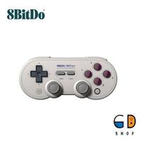 【8Bitdo】八位堂 Switch 副廠 SN30 Pro 藍牙無線手把 / 復古紅(#8bitdo #藍牙手把 #switch #SN30 #80DH)